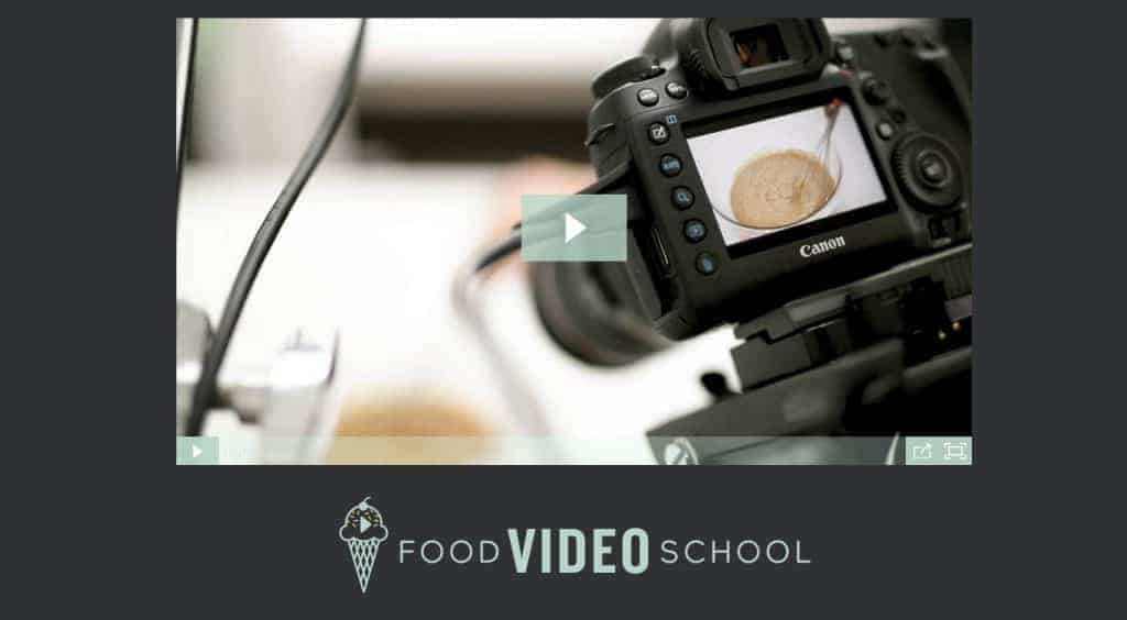 Food Video School by Ben and Laura
