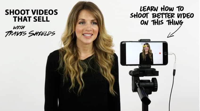 Shoot Videos That Sell by Travis Shields