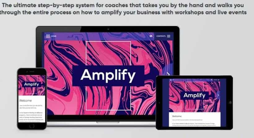 Amplify by Franziska Iseli Evercoach