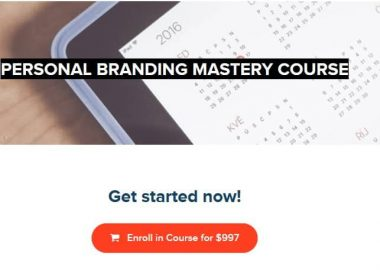 Personal Branding Mastery by Tanner J. Fox