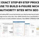 RankXL The Niche Site SEO Course v4.0 by Chris Lee