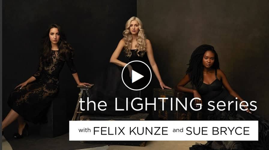 The Lighting Series By Felix Kunze And Sue Bryce