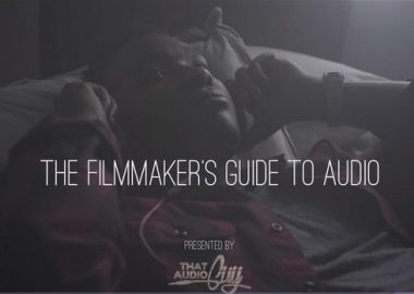The Filmmaker's Guide to Audio by Brenden Bytheway