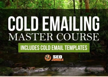 Cold Email Marketing Course + Templates by Gabriel Seojungle