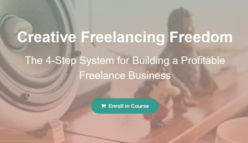 Creative Freelancing Freedom by Lizzie Davey