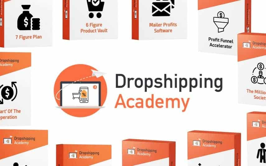 Dropshipping Academy by Dan Dasilva