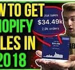 Hacking Shopify Dropshipping by Hayden Bowles