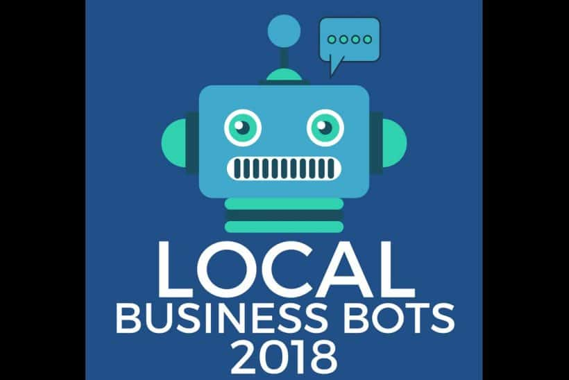Local Business Bots 2018 standard by Ben Adkins