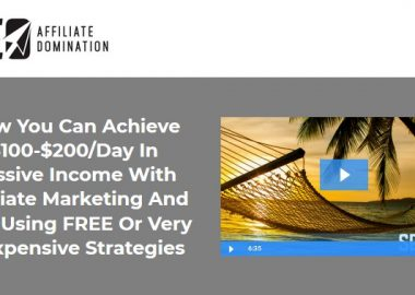 SEO Affiliate Domination by Greg Jeffries