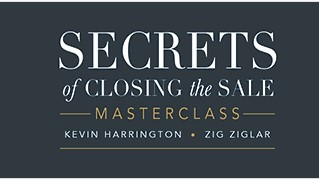 Secrets of Closing the Sale Masterclass by Kevin Harrington Zig Ziglar