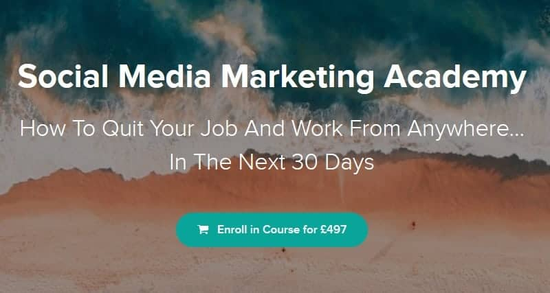 Social Media Marketing Academy by Bradley Riley