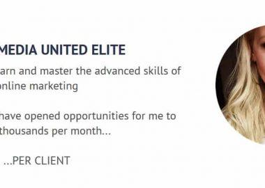 Social Media United Elite by Rachel Pedersen