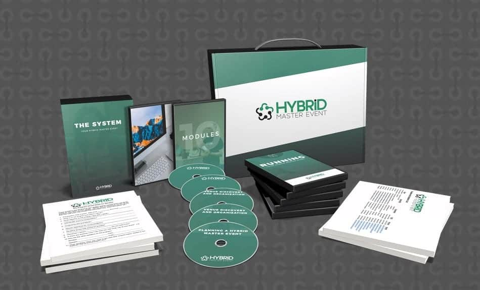 The Hybrid Master Event System by Sherrie Sokolowski