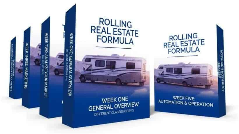 The Rolling Real Estate Formula by Ryan Enk