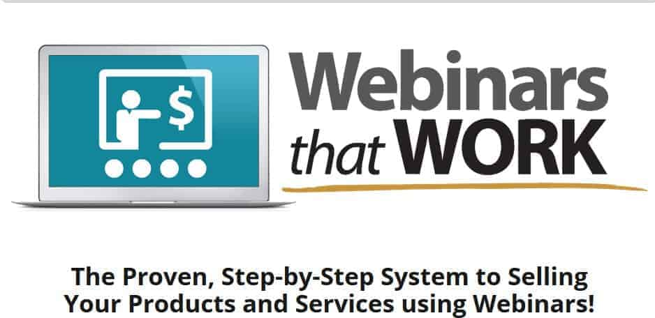 Webinars That Work by John Nemo