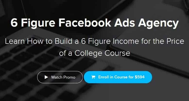 6 Figure Facebook Ads Agency by Billy Willson