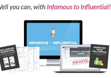 Infamous to Influential by Alex Tooby