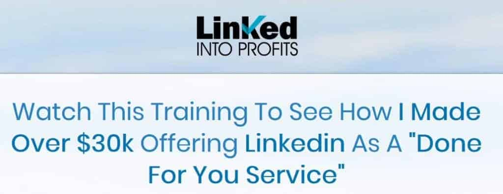 Linked Into Profits by Cody Butler