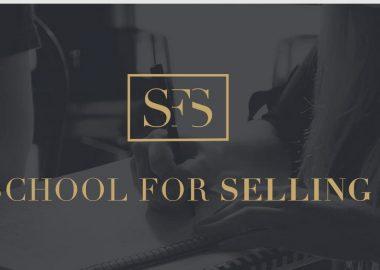 School for Selling by Matthew Kimberley