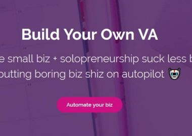 Build Your Own VA by Brittany Berger