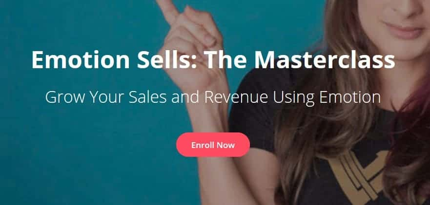 Emotion Sells The Masterclass by Talia Wolf