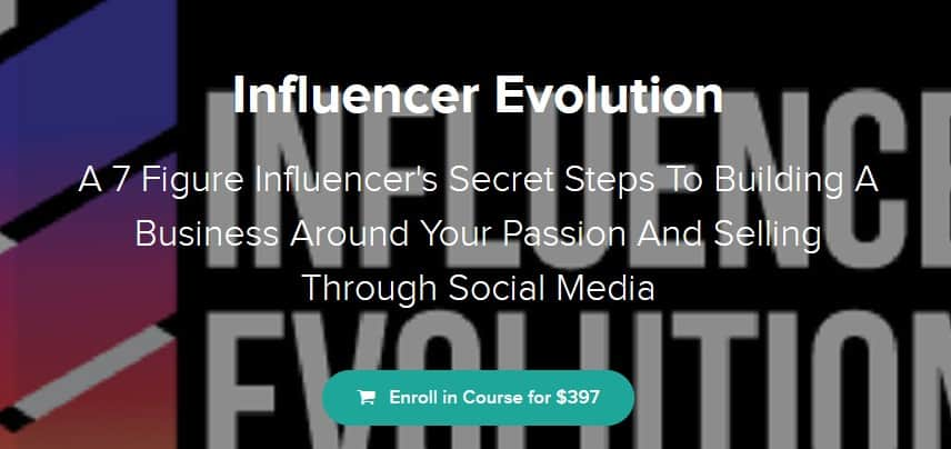 Influencer Evolution by Ryan Hildreth