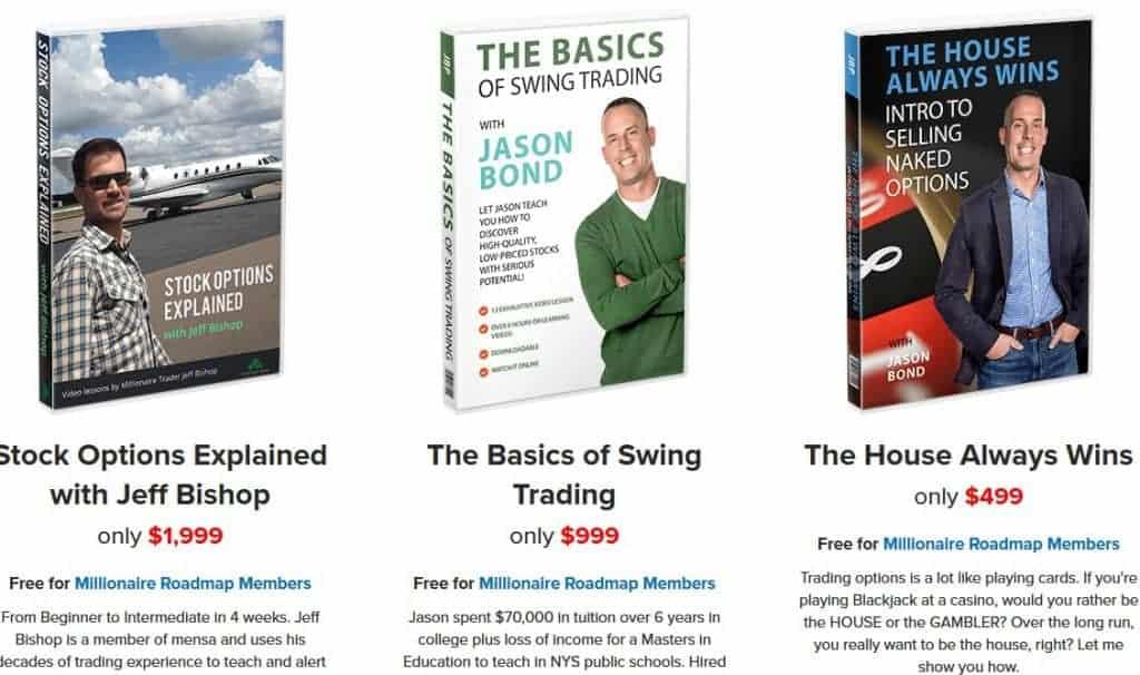 Jason Bond Dvds for Traders (all 4 programs)