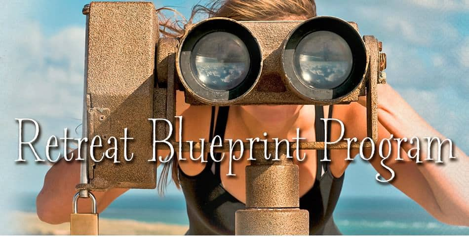 Retreat Blueprint EG by Sheri Rosenthal