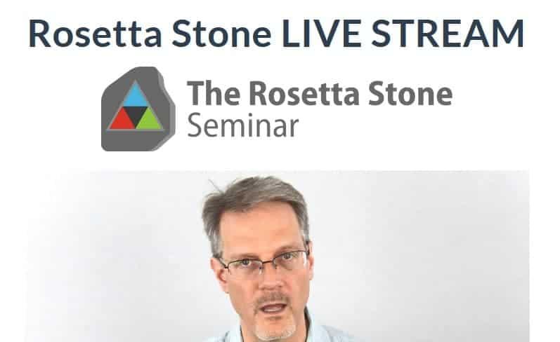 Rosetta Stone Seminar Recordings by Perry Marshall