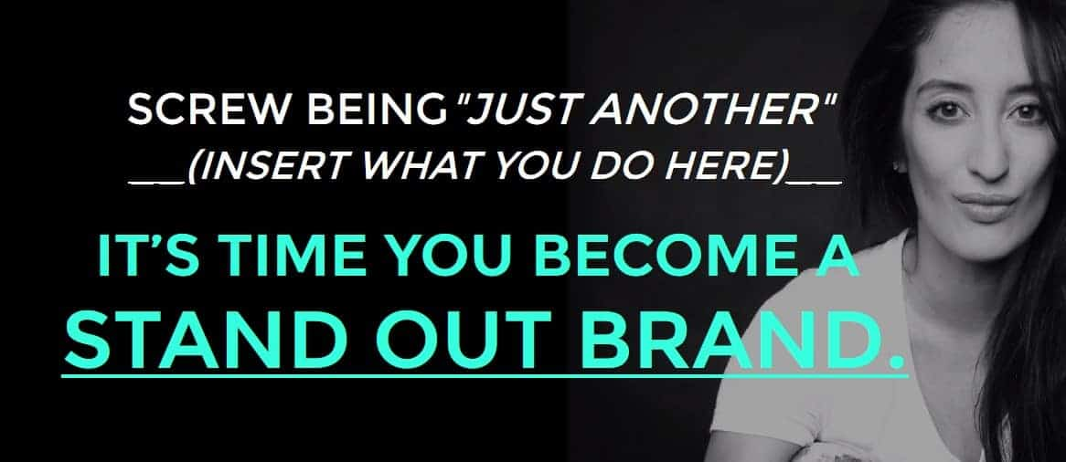 Stand Out Brand + Canva live a boss by Stef Joanne