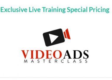 Video Ads Masterclass 2018 by Justin Sardi TubeSift