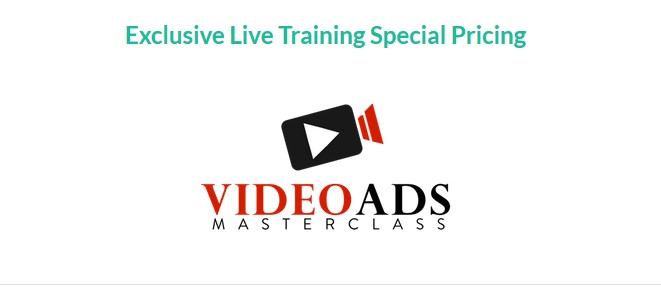 Video Ads Masterclass 2018 by Justin Sardi TubeSift
