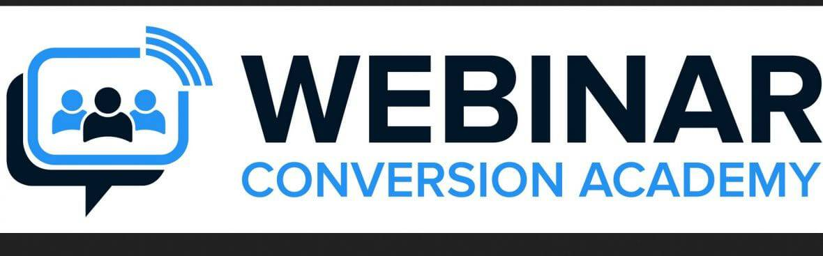 Webinar Conversion Academy by Jon Penberthy