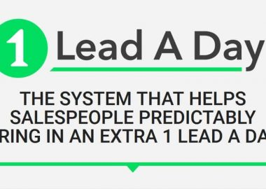 1 Lead A Day by Bryan Kreuzberger