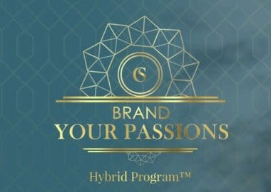 Brand Your Passions by Carolin Soldo