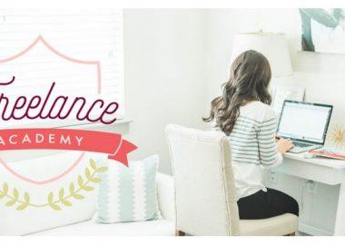 Freelance Academy by Lauren Hooker