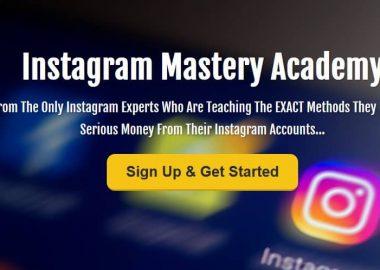 Insta Mastery Academy by Josh Ryan