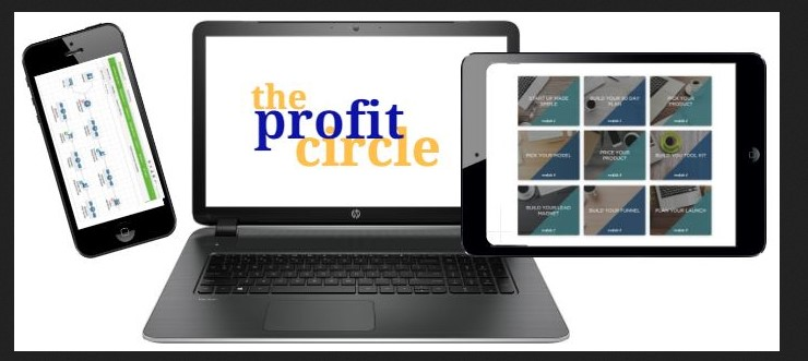 download the profit circle by shauna gingras now