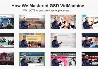 GSD VidMachine by Mike Arce