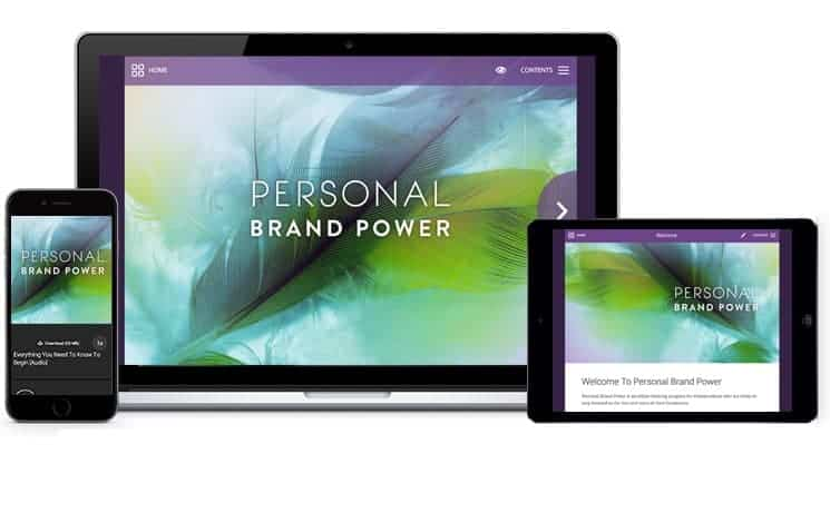 Personal Brand Power by Marisa Murgatroyd from Evercoach
