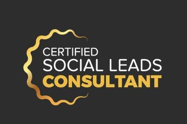 Certified Social Leads Consultant by Cory Sanchez