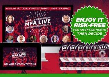 MFA Live 2018 Recordings