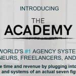 Academy Program from Cat Howell