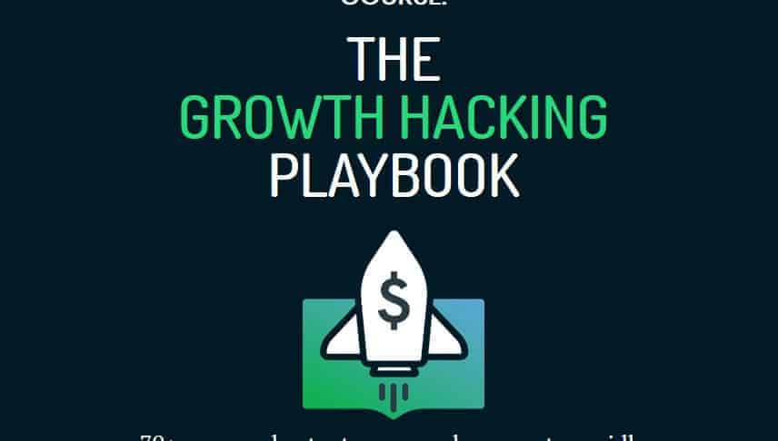 Growth Hacking Playbook by Bronson Taylor Foundr