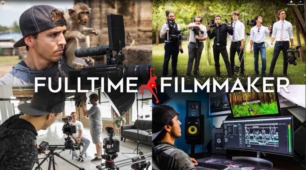 FullTime Filmmaker by Parker Walbeck 2019
