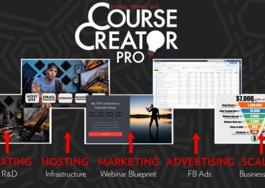 Course Creator Pro by Parker Walbeck
