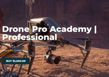 Drone Pro Academy Professional by Chris Newman