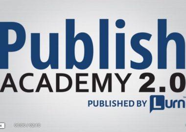 Publish Academy 2.0 by Andrew Lantz