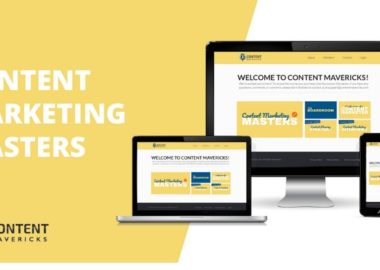 Content Marketing Masters by Justin Brooke