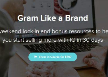 Gram Like a Brand by Regina Anaejionu